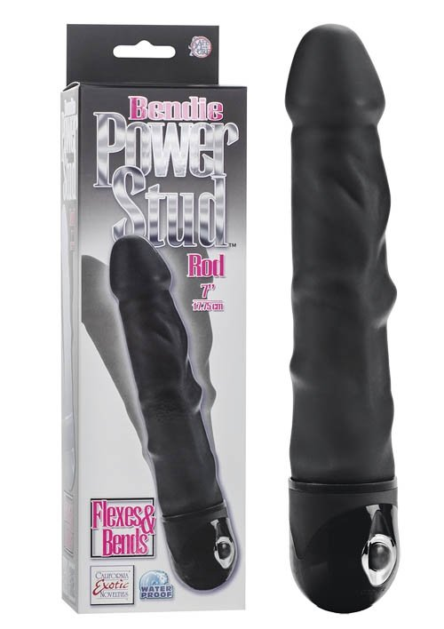 Bendie Power Stud Rod Black
