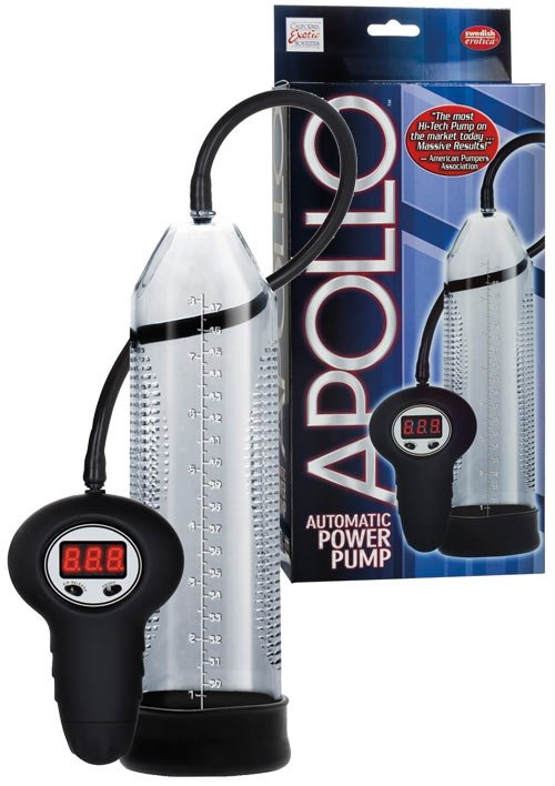 Automatic Power Pump Clear
