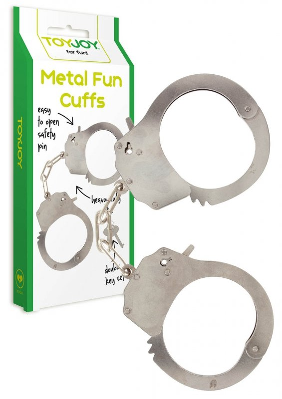 Metal Handcuffs - Metal