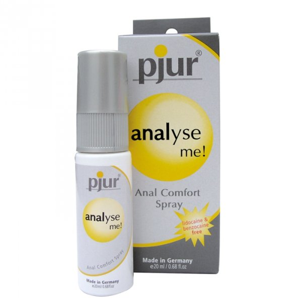 Pjur Analyse Me! 20 Ml Analspray