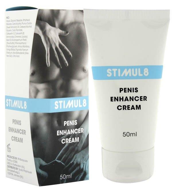 Stimul8 Penis Enhancer Cream 50 ml