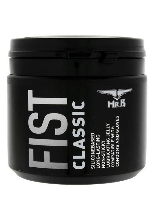 Mister B Fist Classic Lube 500 ml