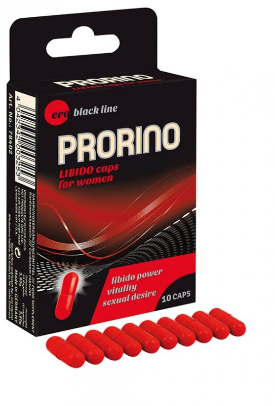 Ero Prorino women 10 pcs