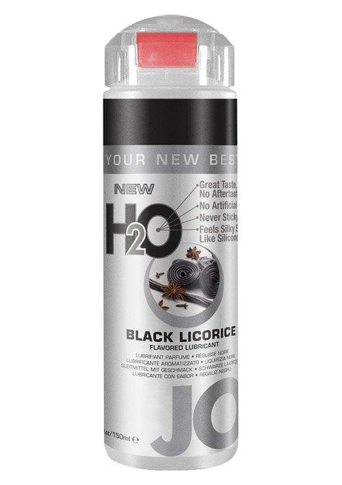 Jo H20 Black Licorice 156 ml