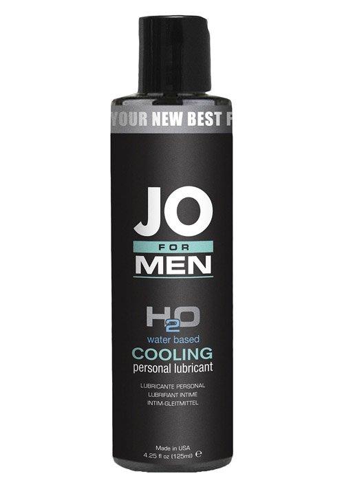 Jo For Men H2o Lube Cool 126 ml