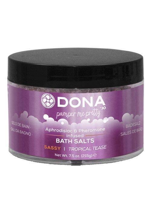 Bath Salt Tropical Tease 215g