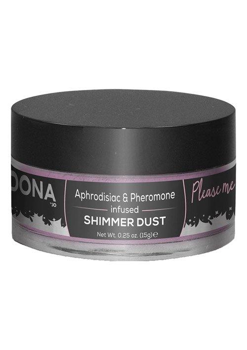 Shimmer Dust Pink 15 G