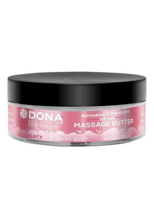 Massage Butter Blushing Berry 120ml