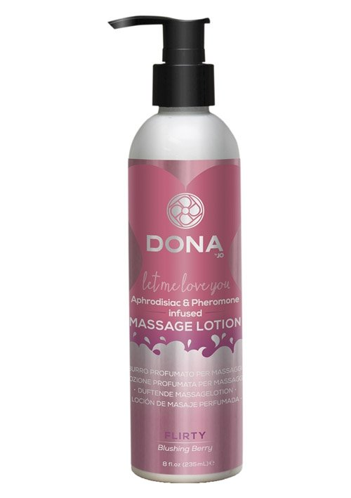 Massage Lotion Blushing 235 ml