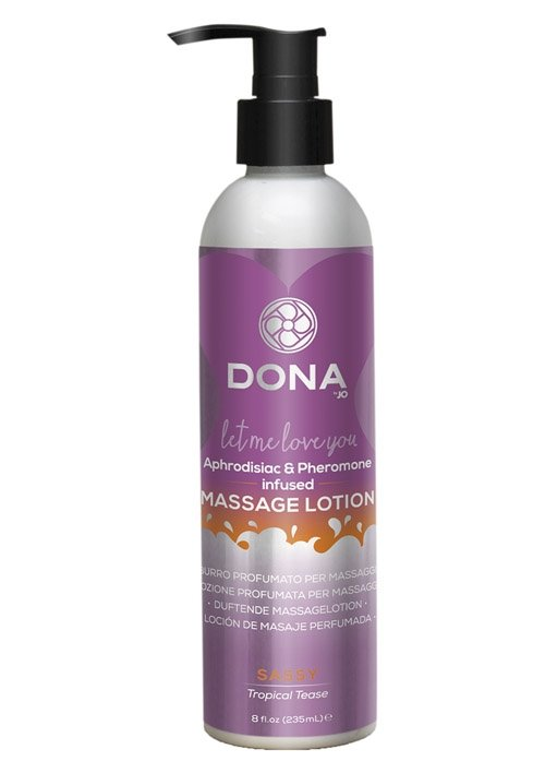 Massage Lotion Tropical 235 ml