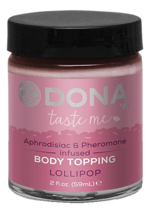 Body Topping Lollipop 60 ml
