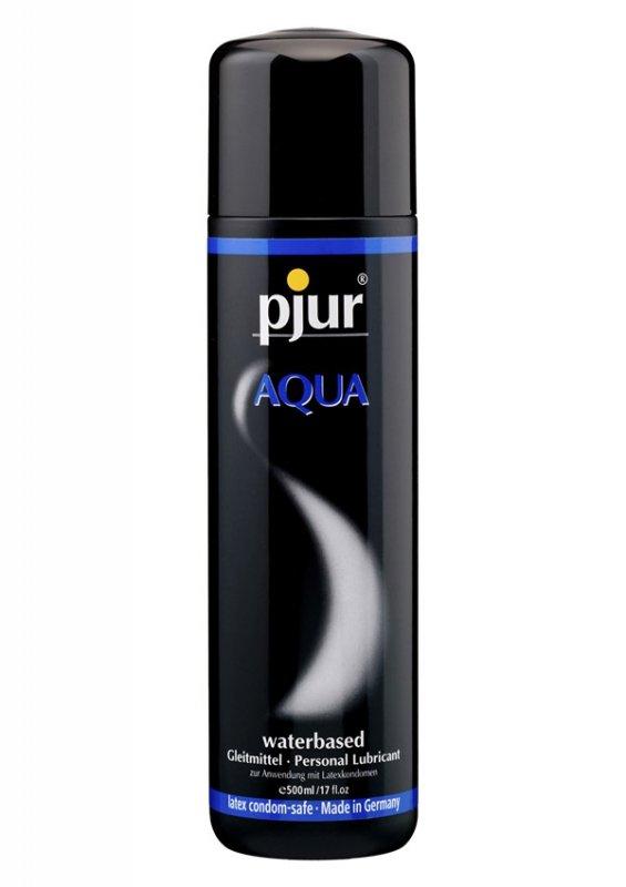 Pjur Aqua Lubricant 500 ml