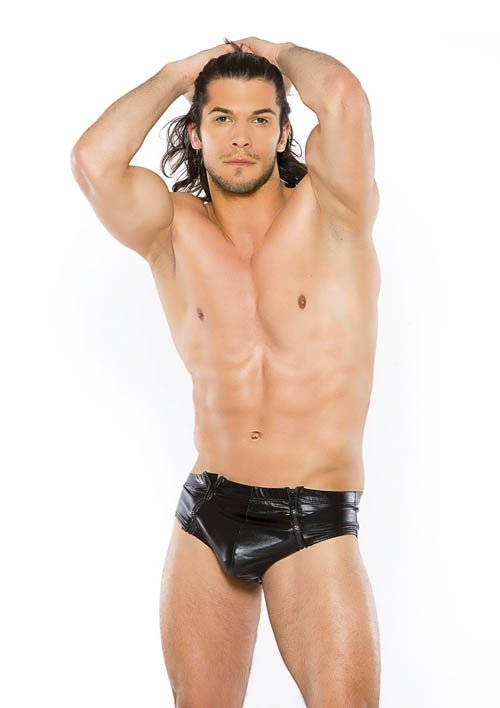 Wetlook Brief Black  S/L