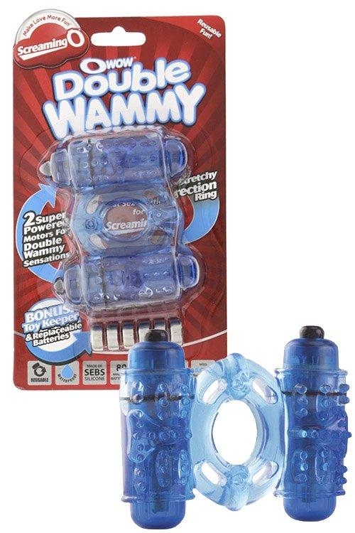 The Double Wammy Blue