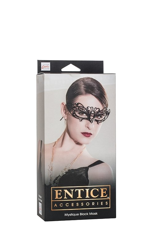 Entice Mystique Mask - Black