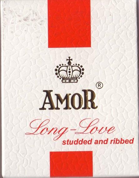 Amor Long Love Stud and Ribb
