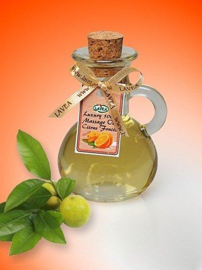 Luksusowy olejek d/m - owoce cytrusowe 100ml