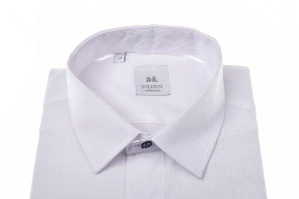 Koszula męska Slim - biała