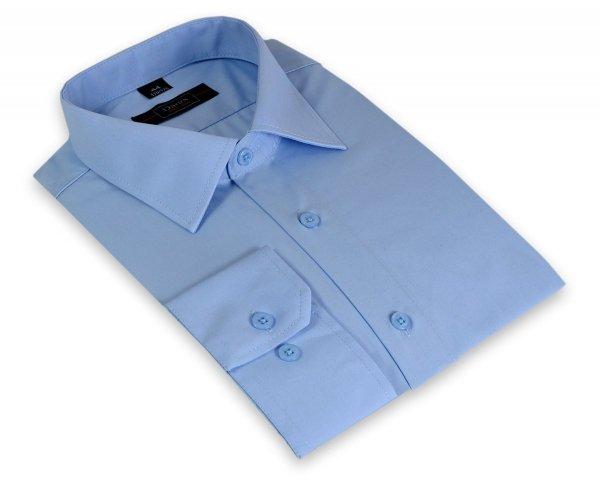 Koszula męska XXXL  - niebieska