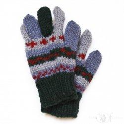 Rękawiczki dziecięce (ok. 7-9 lat)