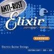 Elixir NanoWeb Medium 11-49 Struny do gitary elektrycznej