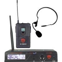 NADY U1100 HM-3 (UHF)  Zestaw bezprzewodowy z mikrofonem nagłownym