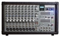 Phonic Powerpod 1062 R Power mixer 2x300w z nagrywarką