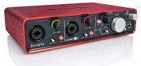 FOCUSRITE SCARLETT 2i4 Interfejs audio