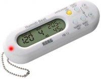 KORG Humidi-Beat biały metronom, termometr i miernik wilgotności