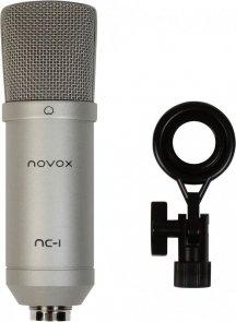 Novox NC-1 Silver mikrofon pojemnościowy USB