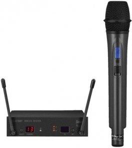 STAGE LINE TXS-611SET,mikrofon bezprzewodowy wieloczęstotliwościowy zestaw