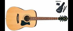 IBANEZ V50NJP-NT Gitara akustyczna - zestaw