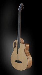 Furch B61-CM fretless-bass eletroakustyczny