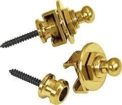 Schaller strap lock GOLD (para)