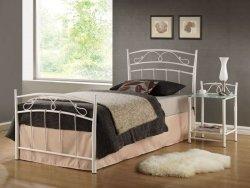 Łóżko SIENA 90x200 białe