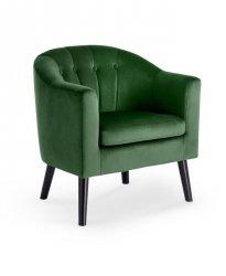 Fotel MARSHAL ciemno zielony