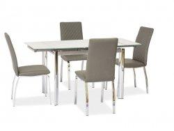 Stół rozkładany GD019 biały