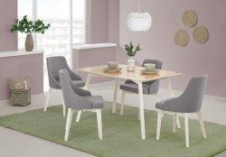 Stół PETRUS buk/biały