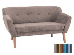 Sofa BERGEN 2 beżowa/buk