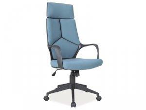 Fotel obrotowy tworzywo/tkanina/TILT Q199 różne wybarwienia