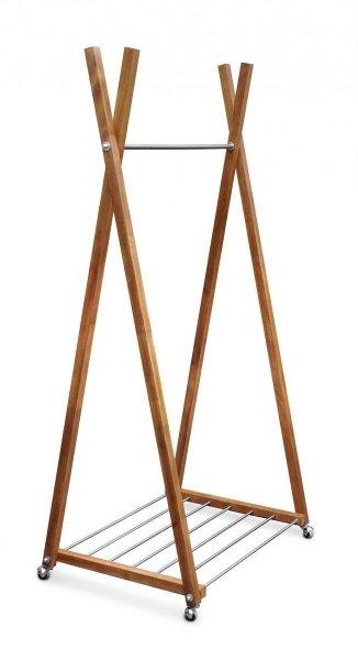Wieszak drewniany Garderoba B-2