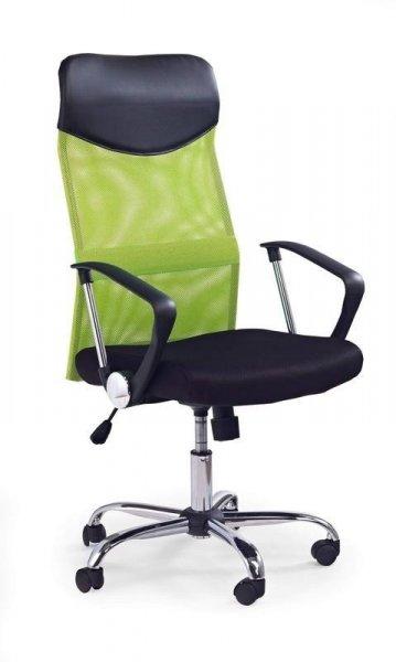 Fotel gabinetowy VIRE zielony