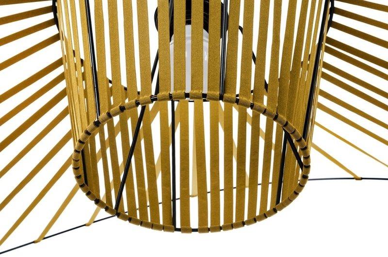 Lampa wisząca CAPELLO FI 140 złota