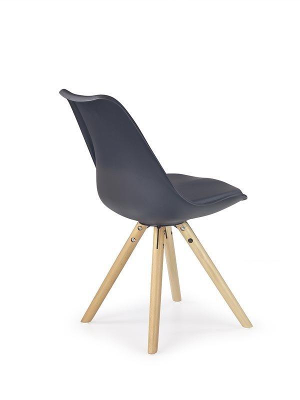 Krzesło K201 czarne