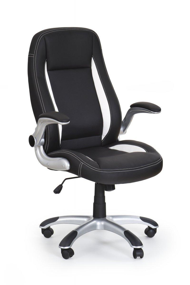 Fotel gabinetowy SATURN czarny