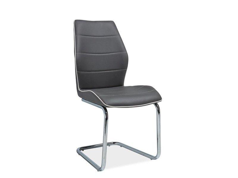 Krzesło H331 szare