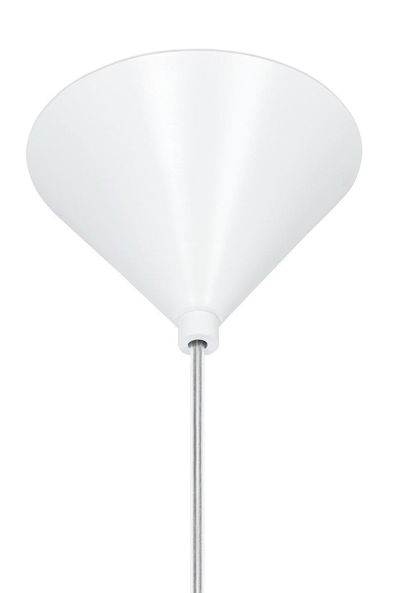 Lampa wisząca LUNA 40 biała