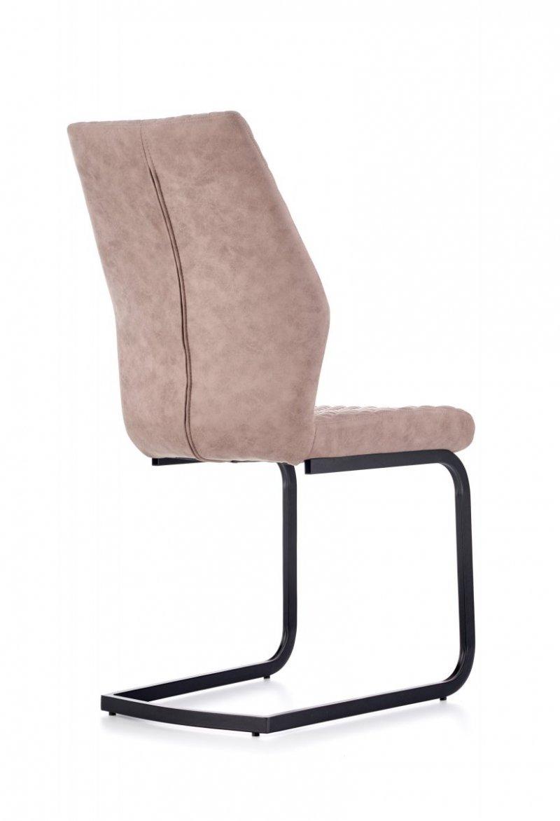 Krzesło K272 ciemno beżowe