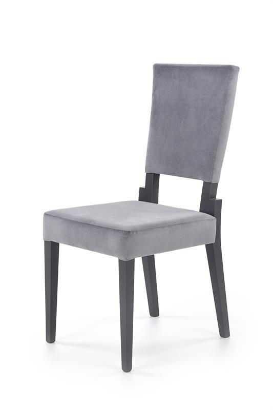 Krzesło SORBUS grafit/popielaty