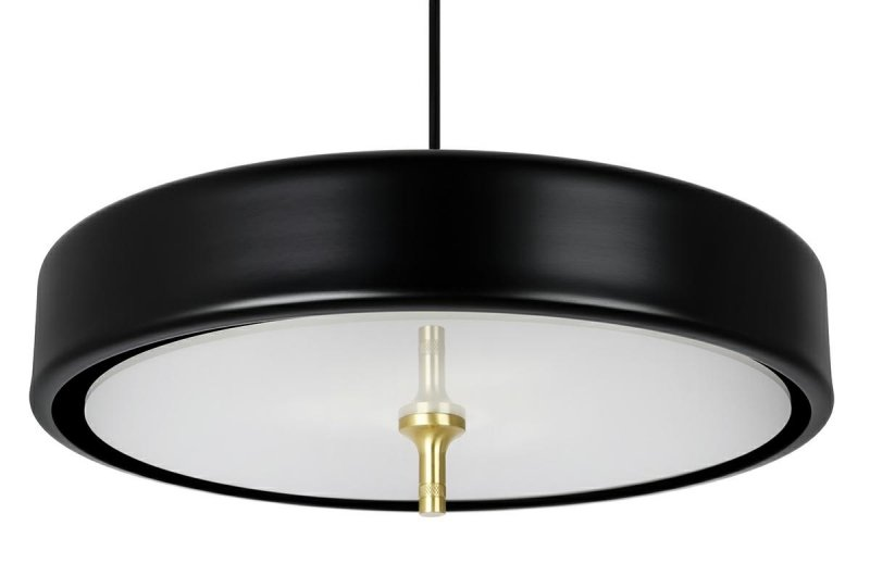 Lampa wisząca ARTE MOVE czarna